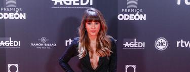 Los looks de Aitana, Lola Índigo, Edurne, Amaia y Ana Guerra en la alfombra roja de los Premios Odeón