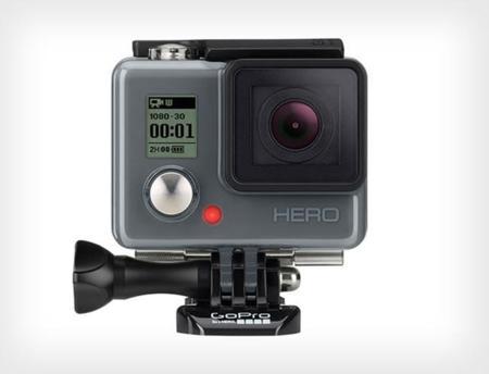 Aventureros con pocos cuartos, GoPro HERO es vuestra cámara de acción