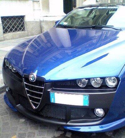 Más del Alfa Brera kit