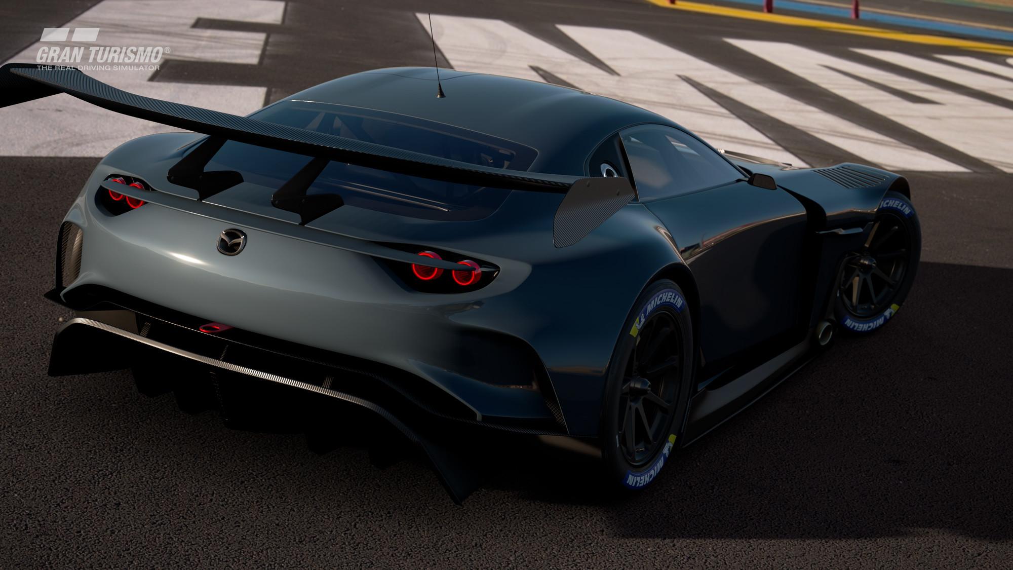 Foto de Mazda RX-Vision GT3 (12/24)