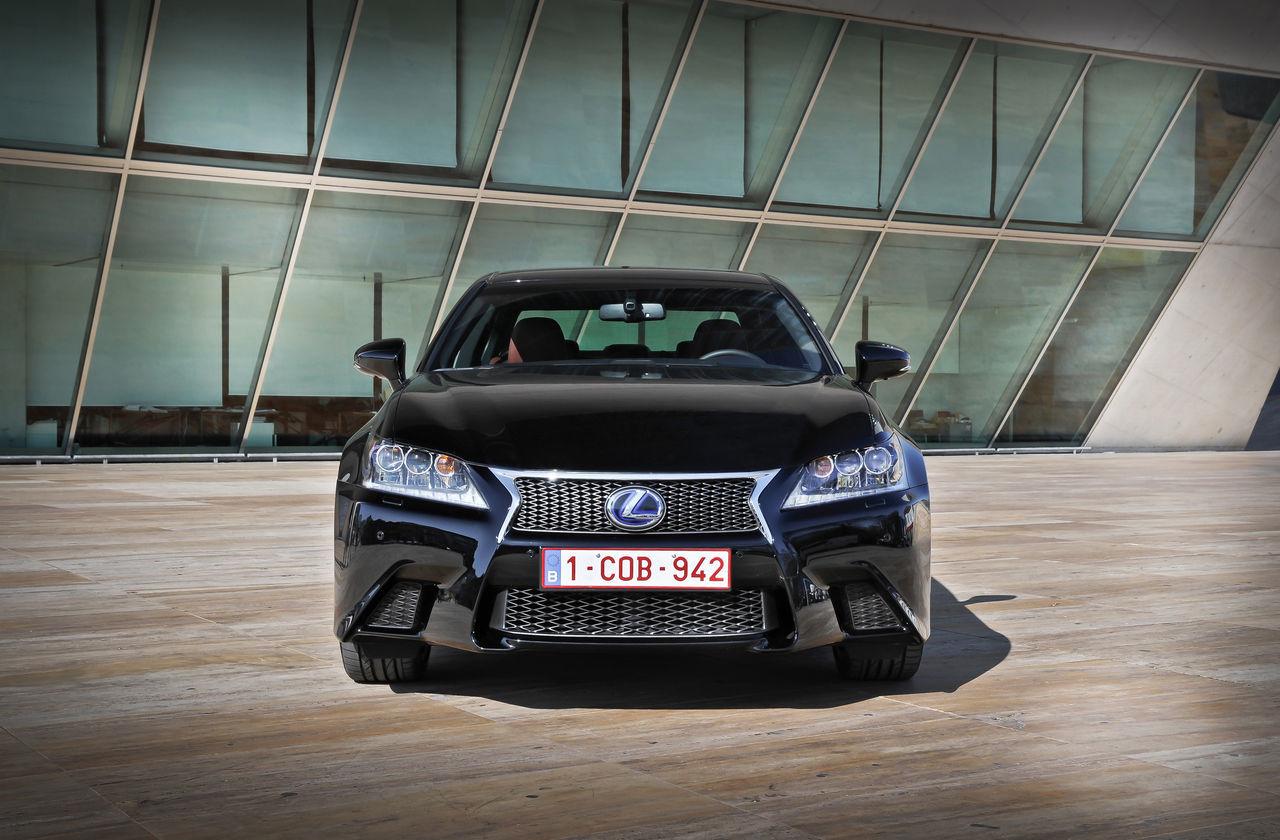 Foto de Lexus GS 450h F Sport (2012) (1/26)
