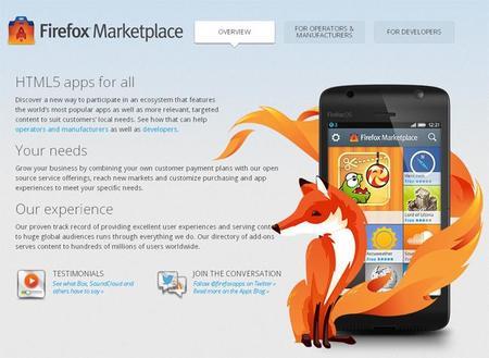 Firefox OS tendrá aplicación nativa de Twitter desde el primer día