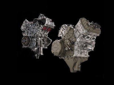 ¡Temblad japonesas! El motor Desmosedici Stradale ya está aquí: 1.103 cc, 210 cv y 120 Nm de par