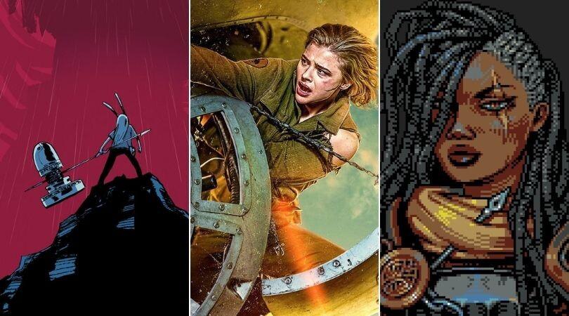 Seis planes imprescindibles para el fin de semana: 'Pasajero oculto', 'Loop Hero', 'Soy una matagigantes' y...