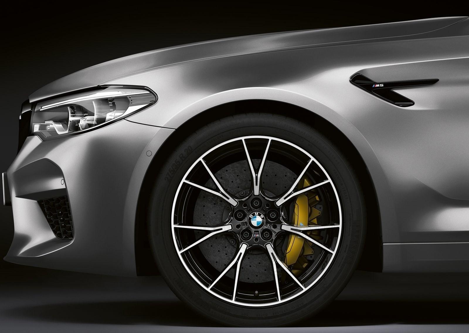 Foto de BMW M5 Competition (5/11)