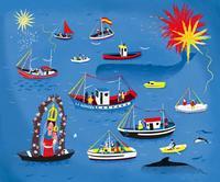 #OnTheDraw: Viajando a las Islas Canarias a través de ilustraciones