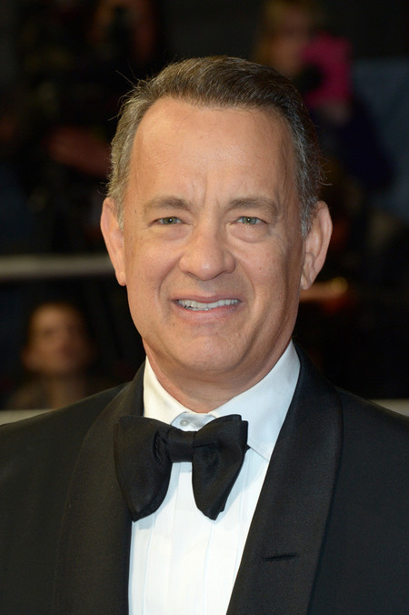 Tom Hanks pajarita esmoquin
