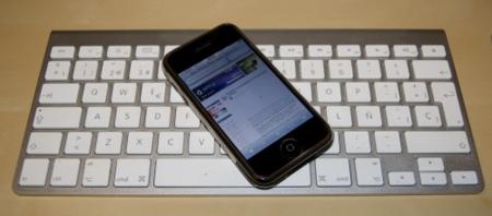 BTstack permite conectar un teclado bluetooth a tu iPhone o iPod Touch con jailbreak