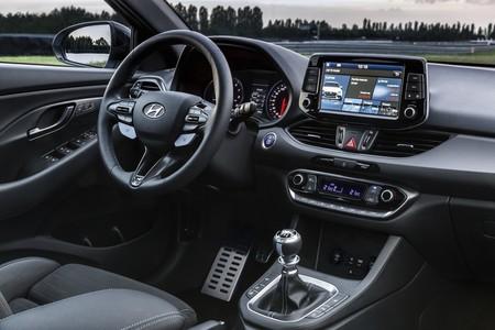 El Hyundai i30 N ofrecerá también un cambio automático DCT de doble embrague