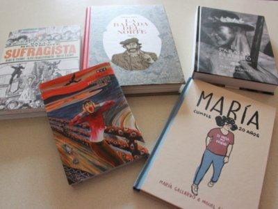 En el Día del Libro, regala(te) un cómic