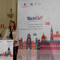 Madrid se convertirá en una de las capitales del mundo del 4G gracias a Huawei y Vodafone