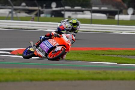 Rossi Silverstone Moto3 2021