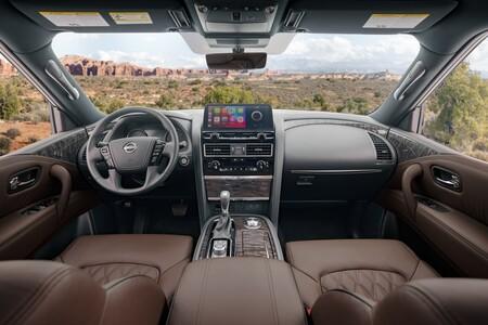 Nissan Armada 2021 40