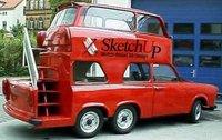 Trabant Bus