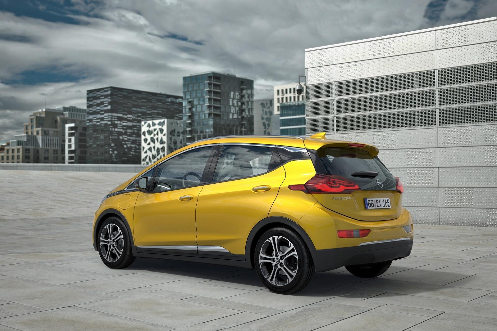 Foto de Opel Ampera-e (1/7)