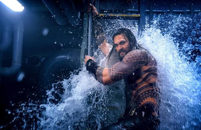 Aquí está el tráiler de 'Aquaman' y es increíble: James Wan aviva la esperanza en el Universo DC con un gran espectáculo submarino