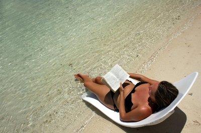 Encuesta: ¿qué libro te llevas a tus vacaciones?
