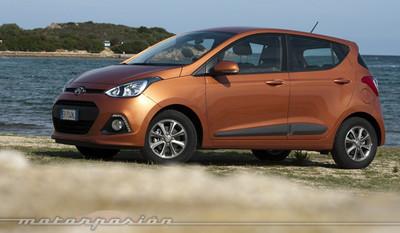 Hyundai i10 2013, primeras impresiones desde Cerdeña
