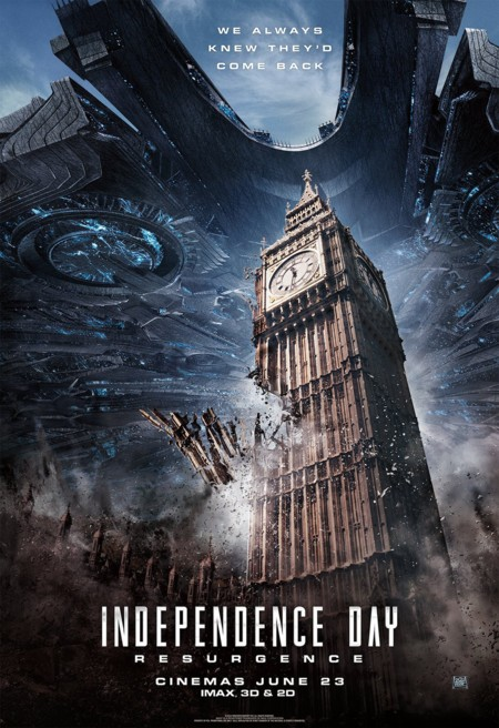Independence Day Resurgence Nuevos Posters 3