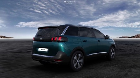 Peugeot Amplified Experience 1