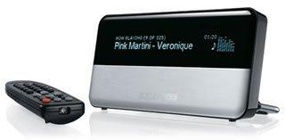 Squeezebox, un reproductor de MP3 para tu hogar