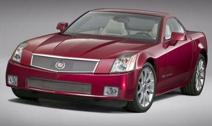 2006 Cadillac XLR-V, lujo y prestaciones