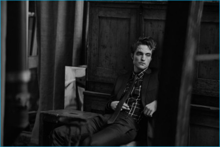Robert Pattinson 2016 Dior Homme Photo Shoot 005 800x533