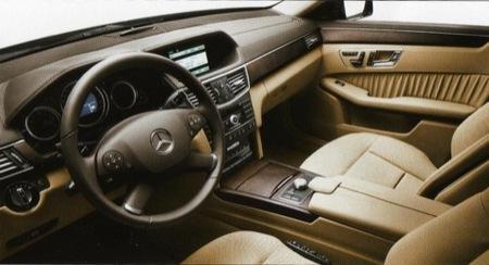 Mercedes Clase E 2010 catalogo