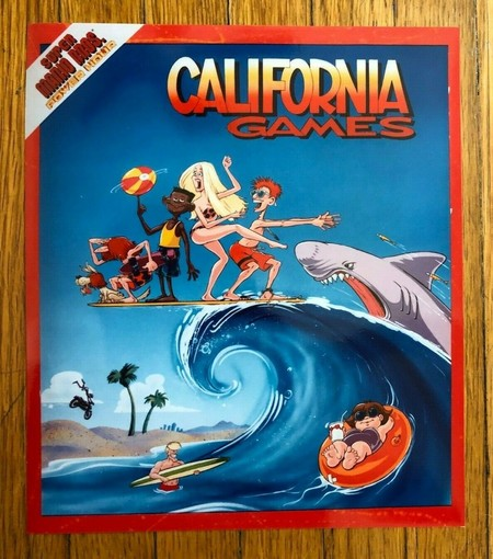 California Games - Serie