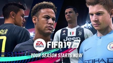 La demo de FIFA 19 ya está disponible y aquí tienes su tráiler
