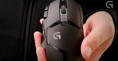 Logitech G402 Hyperion Fury promete ser el mouse más rápido del mundo para gaming