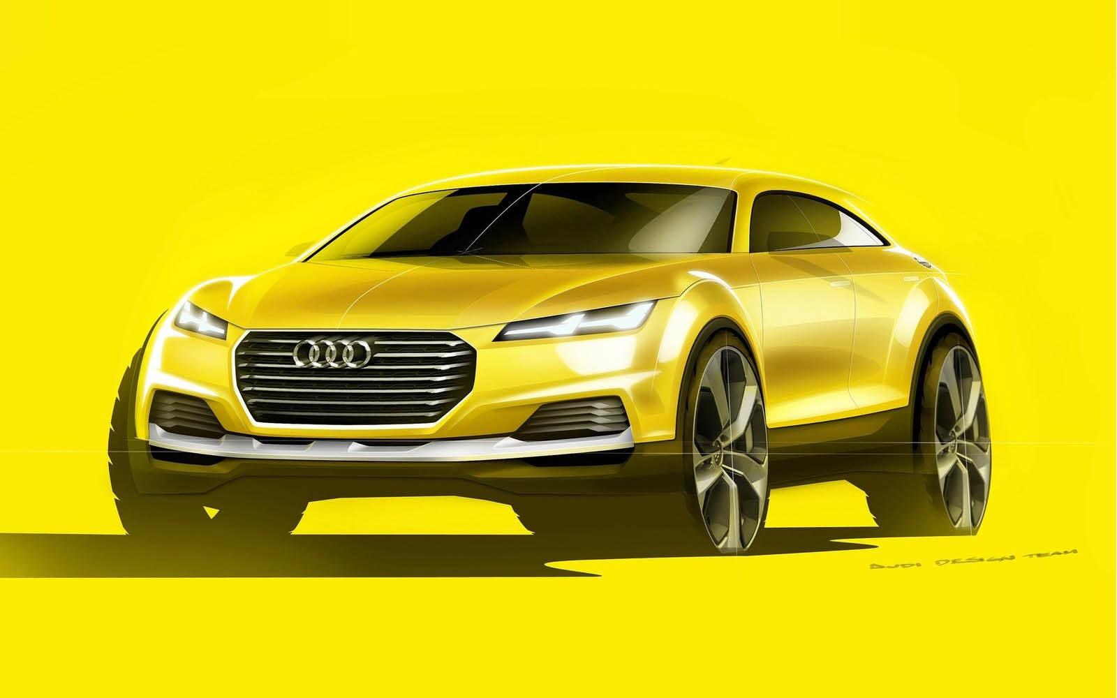 Audi Tt Offroad Concept 12 15