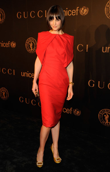 Foto de Celebrities en la fiesta benéfica de Madonna y Gucci para Unicef (1/8)