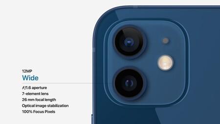 Iphone 12 Mini Camaras