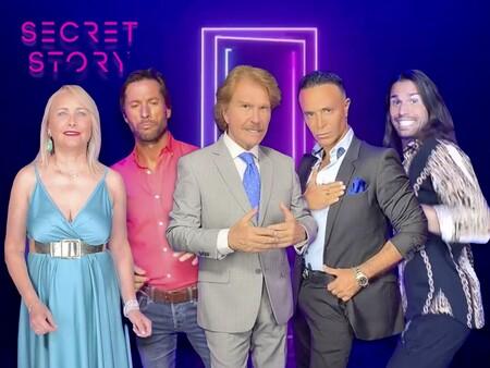 Concursantes oficiales de 'Secret Story'