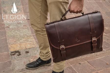 Legionmx Marca Mexicana Accesorios Piel Bolsas Hombre Tendencias