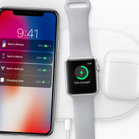 AirPower, la base de carga de Apple que permitirá cargar hasta tres dispositivos de forma inalámbrica
