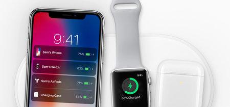 AirPower, la base de carga de Apple que permitirá cargar hasta tres dispositivos de forma inalámbrica
