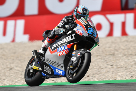 Marcel Schrotter Moto2 Alemania 2019