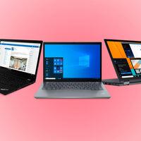 Lenovo lleva a más sus series ThinkPad con hasta 13 nuevos portátiles con Intel de 11º Generación y los Ryzen 5000 de AMD