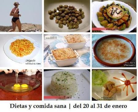 Dietas y comida sana (II)