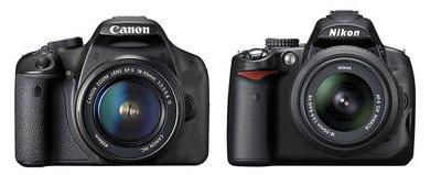 Batería de rumores, Canon y Nikon podría presentar nuevas cámaras este mismo mes