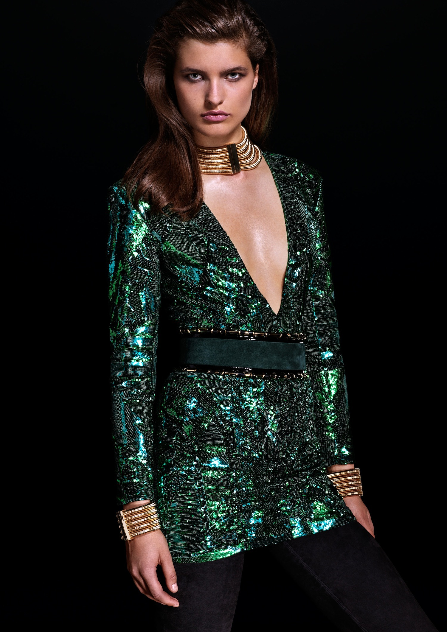 Foto de Lookbook de H&M x Balmain (6/38)