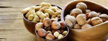 ¿Cuántos frutos secos incorporo en mi dieta?
