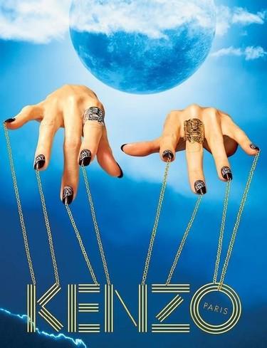Una vez más Kenzo nos atrapa con su campaña Primavera-Verano 2015