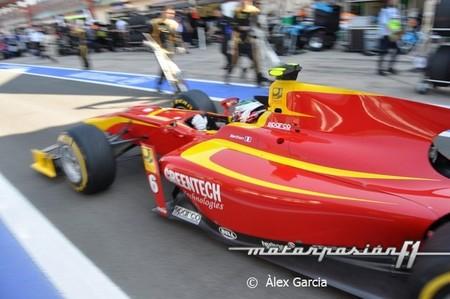 Galería fotográfica de la GP2 Series en Valencia Street Circuit
