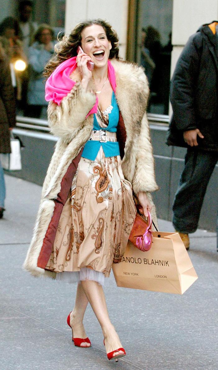 Foto de Los mejores looks de Carrie Bradshaw (14/15)