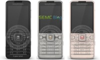 Sony Ericsson C901, anteriormente Filippa