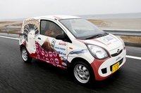 El Daihatsu Mira EV bate otro récord de autonomía