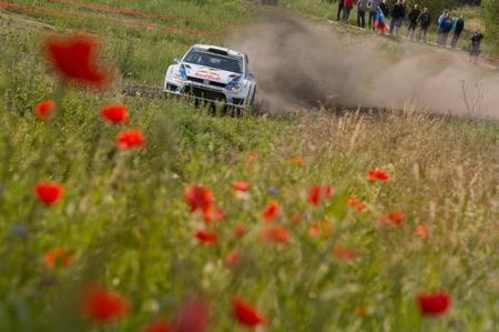 Rally de Polonia 2014: Andreas Mikkelsen y Sébastien Ogier siguen al ataque en Lituania